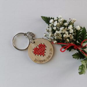 brelok do kluczy dla babci, co na dzien babci, prezent na dzien babci, prezent na dzien dziadka