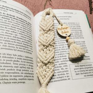 zakładka do książek , pomysł na prezent dla niej